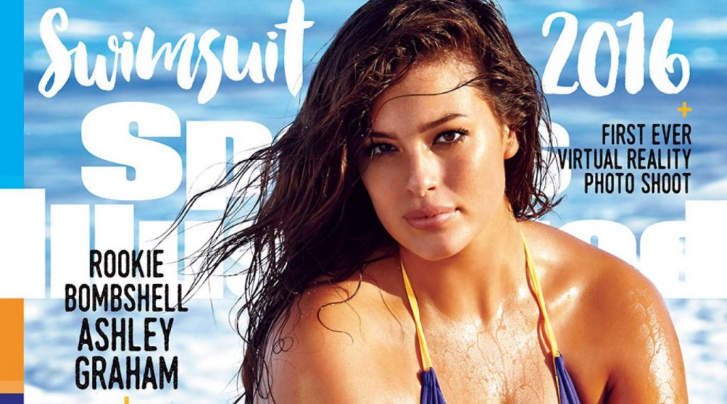 Ashley Graham's Sports Illustrated Cover