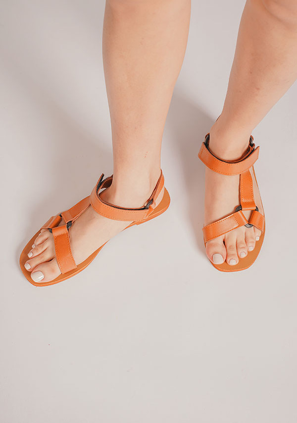 Dry sandals from Tutum