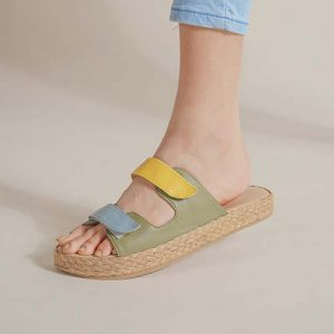 Aly Abaca Sandals